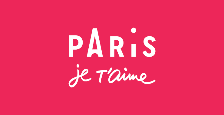 Logo Paris Je T'Aime © Office de tourisme de Paris